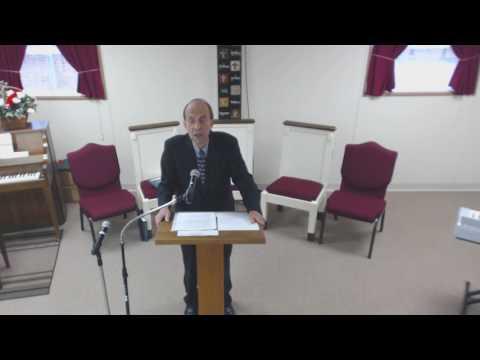 ''We are Laodiceans'' Bob Bockmann 1/14/17