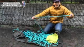 ロープの結びかた