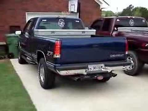1998 chevy k1500 remote start youtube. Black Bedroom Furniture Sets. Home Design Ideas