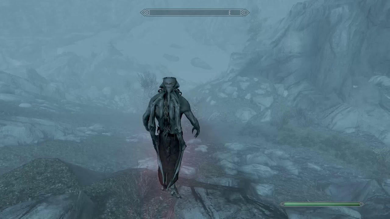 The Elder Scrolls V Skyrim Special Edition Flying Vampire Lord Mod