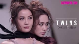 Twins的歌  COSMOPOLITAN 12月 Happy Together 22/11/2016