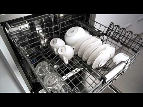 How To Load A Dishwasher With Lg Smart Rack System Youtube