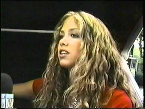 Samantha Cole - Hollywood East Live Interview Central Park New York City, Ny 1998