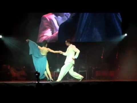 Mundial de Tango Escenario - Final - Eber y Yesica