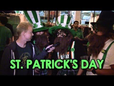 Joe Goes St. Patrick