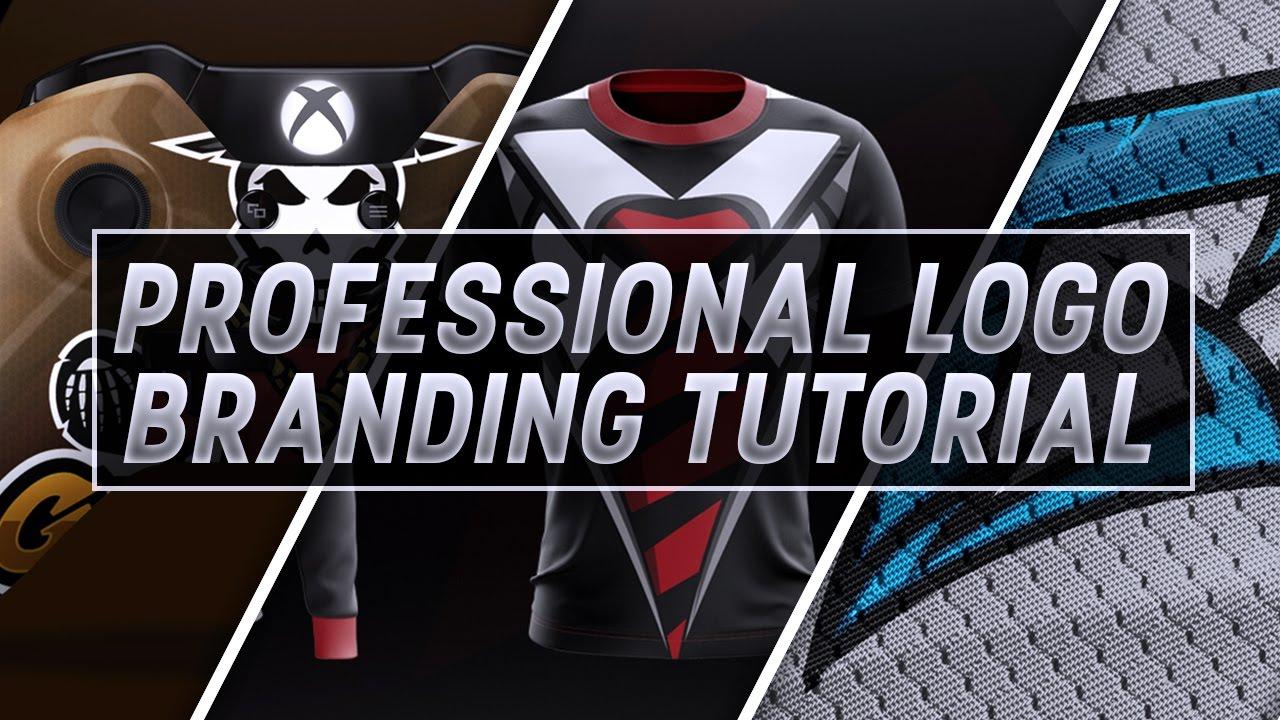 BRANDING Your Logos Professionally