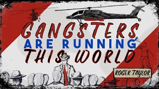 Roger Taylor - Gangsters Are Running This World - Purple Version (Official Lyric Video)