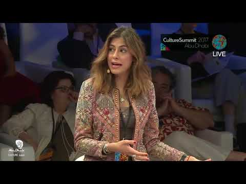 CultureSummit Abu Dhabi 2017- The Art and Gender Equity