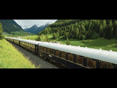 The Orient Express - Venice Simplon