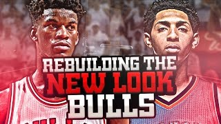 SIGNING 2 ALL STARS!! REBUILDING THE NEW LOOK BULLS!! NBA 2K17 MY LEAGUE
