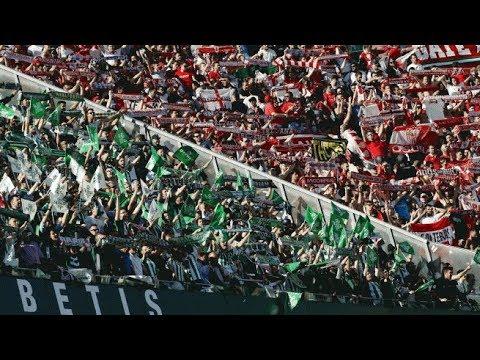 Biris Norte (Sevilla) vs Gol Sur (Betis)   Duelo de Hinchadas