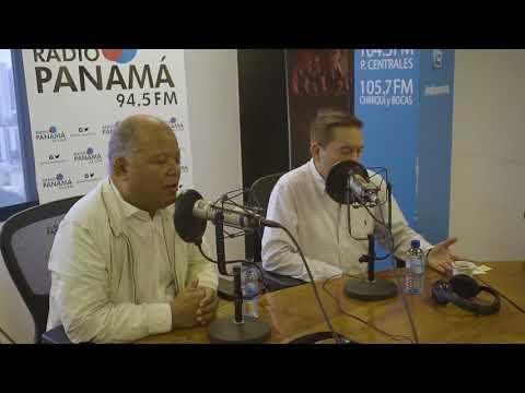 Entrevista Radio Panamá - Nito Cortizo