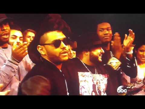 Prince final appearance American Music Awards 2016