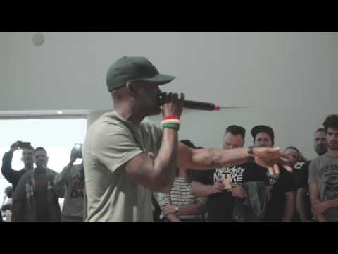 Bionic and Rodney P Sipho Tribute Live @ Breakin' The Bay 2015