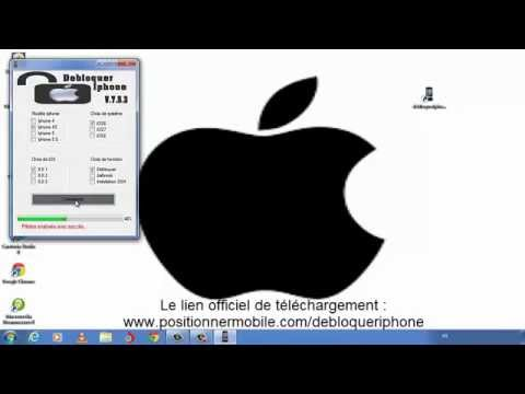desimlocker iphone 4s gratuit avec itunes