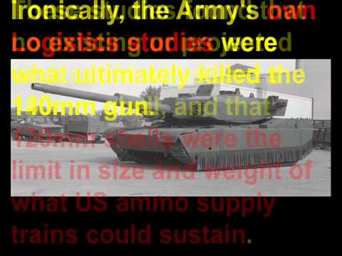The REAL M1 Abrams! Chapter 8: Vaporware (Part 1 of 4)