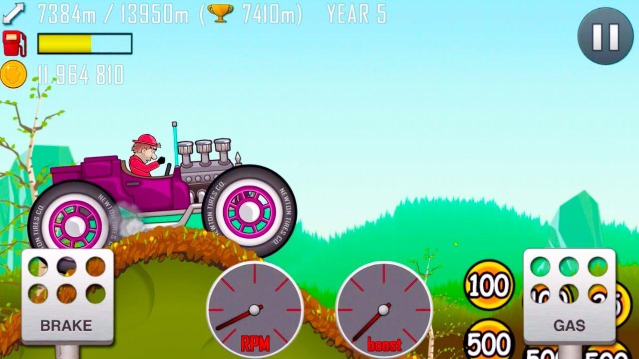 Hill Climb Racing 22 Dune Buggy Gameplay