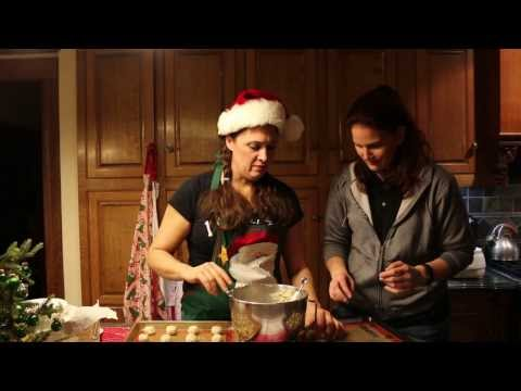 The Nic & Kimmie : Grandma's Nutball Cookie Recipe Ep 1.4