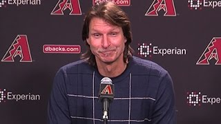 Randy Johnson Elected to Baseball Hall of Fame
