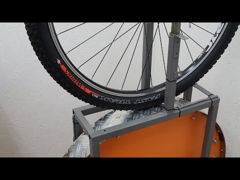 Specialized S-Works Fast Trak Rolling Resistance Test