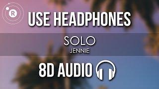 JENNIE - SOLO (8D AUDIO) MP3