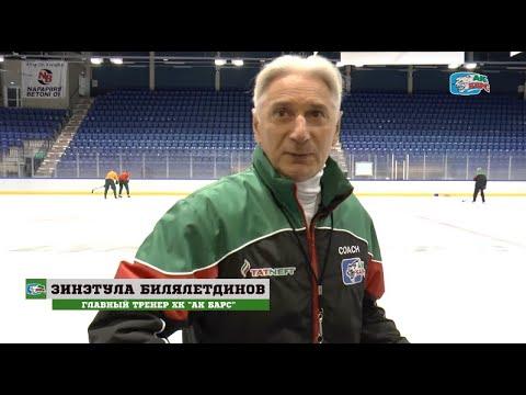 «Бежать, Стас!»  Билялетдинов ведёт тренировку с микрофоном