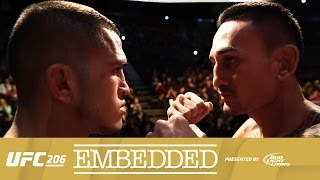 UFC 206 Embedded: Vlog Series - Episode 5 by : UFC - Ultimate Fighting Championship