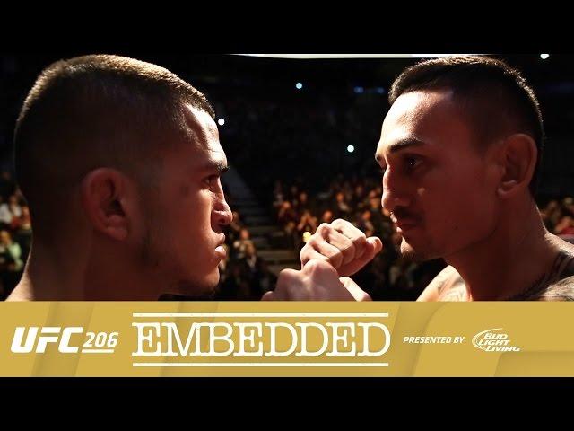 UFC 206 Embedded: Vlog Series - Episode 5