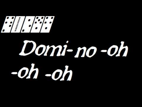 "Black Cards - ""Dominos"" with lyrics ★"