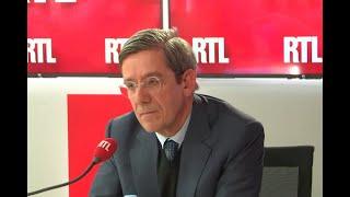 Charles de Courson était l'invité de RTL le 6 février 2019