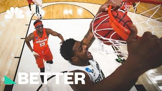 NCAA Final Four: How To Perform Your Best When It Matters Most | Better | NBC News