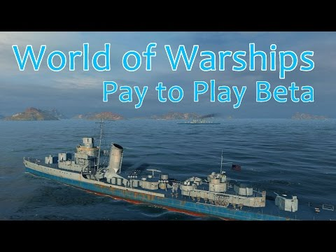 World of Warships - open beta for the right price