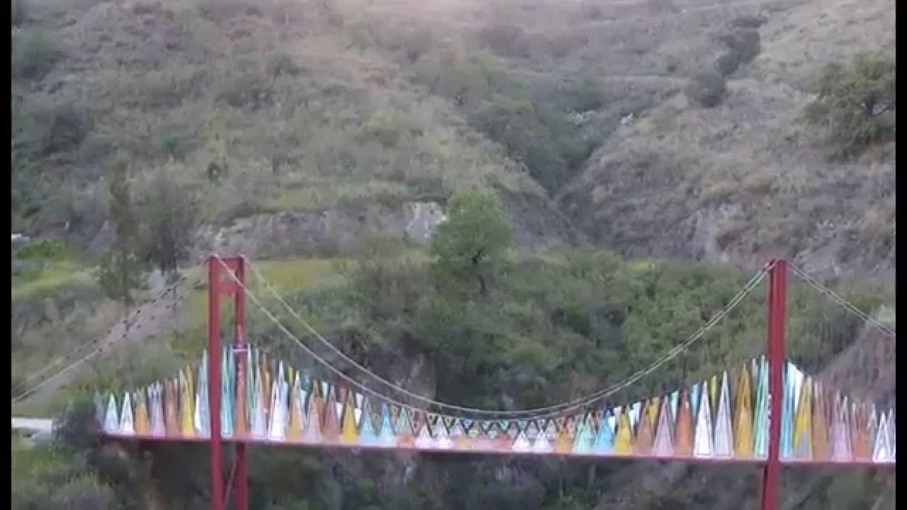Puente de colores en jardin botanico de m laga youtube for Jardin botanico de malaga