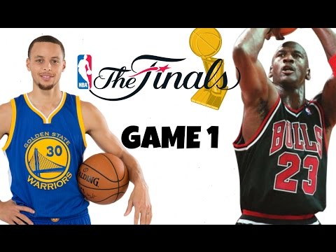 NBA 2K17: NBA Finals Simulation |