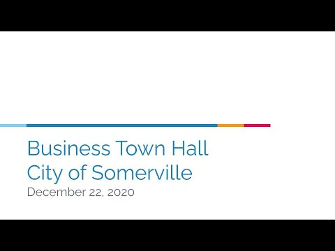 12.22.2020 Business Town Hall