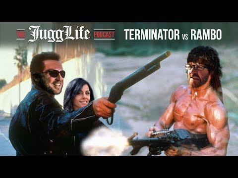 The JuggLife   Terminator vs Rambo
