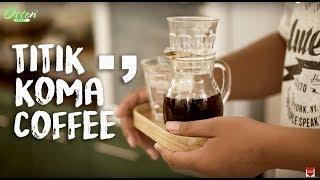 Mengunjungi Titik Koma Coffee - Surabaya