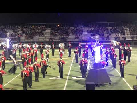 Plainfield North High School Marching Band 2019 Andrew