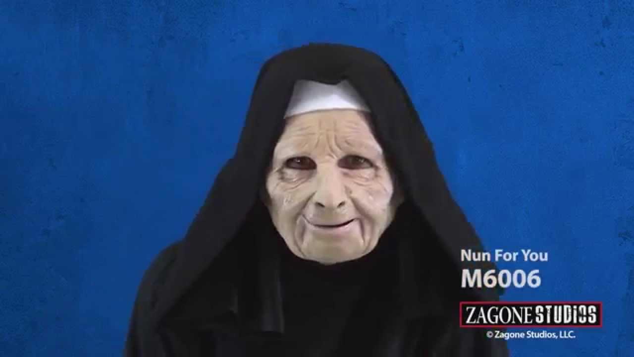 M6006 Nun For You Mask