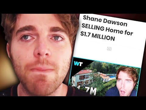 Shane Dawson Is More Broke Than You Think..