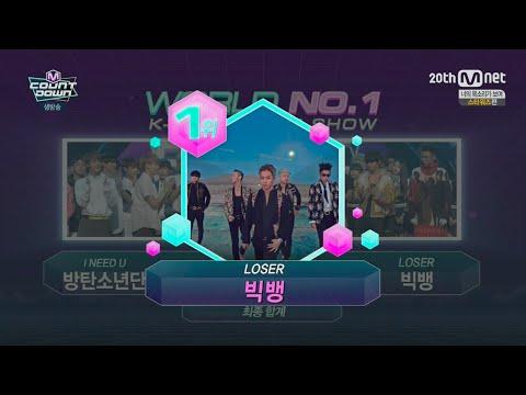 BIGBANG - 'LOSER' 0514 M COUNTDOWN : NO.1 OF THE WEEK