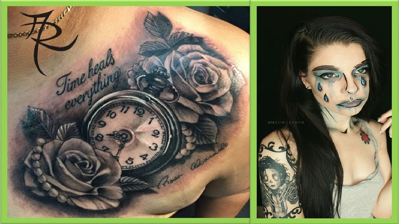 Latest Tattoo Designs For Girls