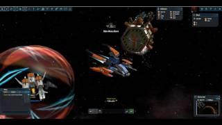 DarkOrbit   Presentation New Ship: Mimesis   Test Server