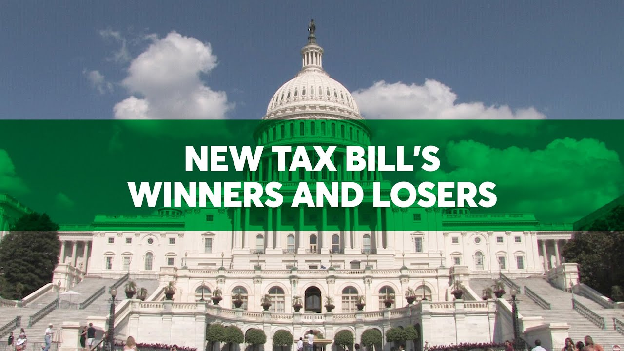 The new tax bills winners and losers consumer reports youtube the new tax bills winners and losers consumer reports falaconquin