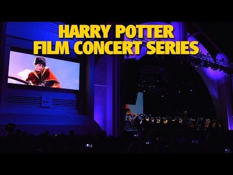 Harry Potter Film Concert Series Performance   Universal Orlando