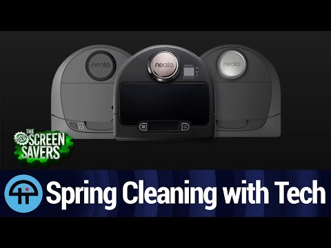 Spring Cleaning with Tech