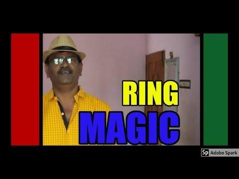 MAGIC TRICKS VIDEOS IN TAMIL #552 I RING MAGIC @Magic Vijay