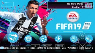 FIFA 19 PPSSPP Android Offline 800MB Best Graphics New Kits Face & Transfer Update