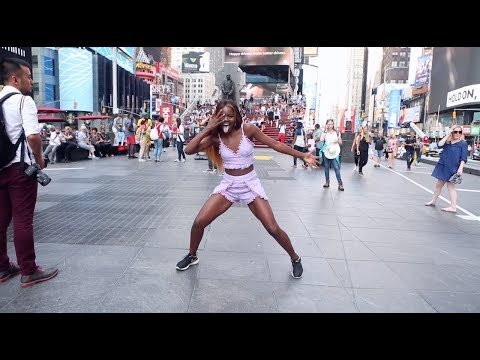 Sherrie Silver  Guitar  Dance Choreography + crazy class freestyles at end!
