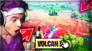 🔴GEMI - ▶️LOOT LAKE VA SE TRANSFORMER EN VOLCAN + SAISON 6 BIENTÔT! | Fortnite Gameplay Fr ✔️
